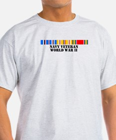 navy-army-Veteran-ww-2-d T-Shirt