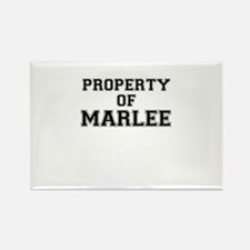 Property of MARLEE Magnets