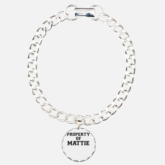 Property of MATTIE Bracelet