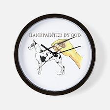 CH HPBG Wall Clock