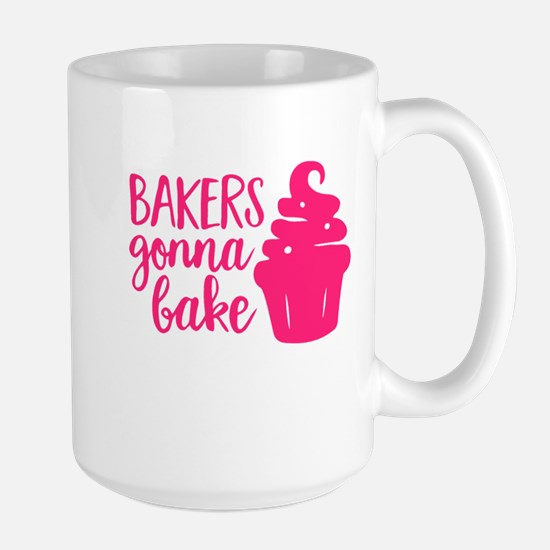 BAKERS GONNA BAKE Mugs