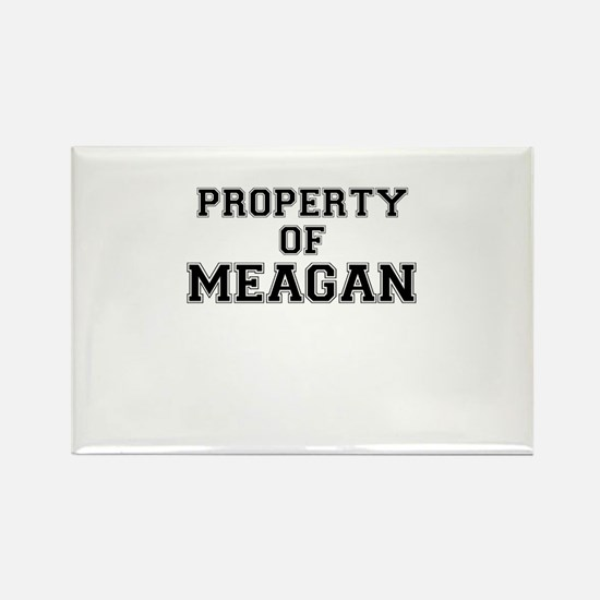 Property of MEAGAN Magnets
