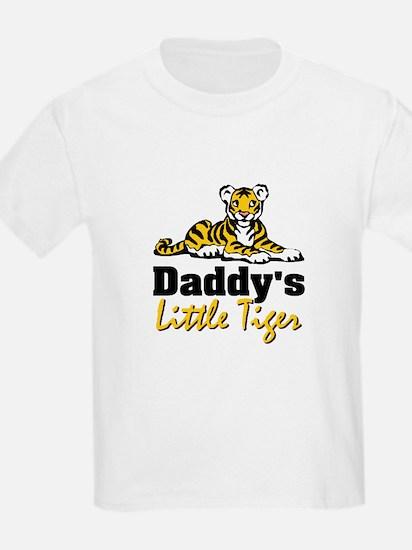 Daddy's Little Tiger II T-Shirt