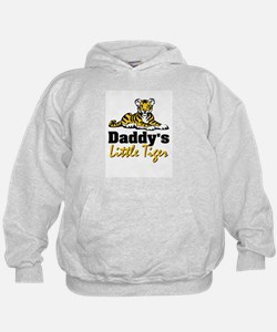 Daddy's Little Tiger II Hoodie