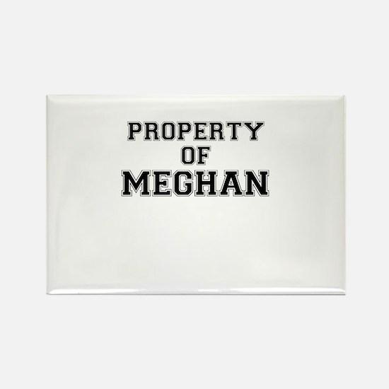 Property of MEGHAN Magnets