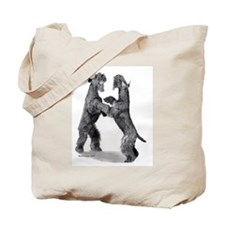 Kerries with Ball Tote Bag
