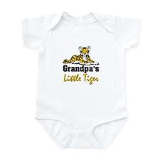 Grandpa's Little Tiger II Infant Bodysuit
