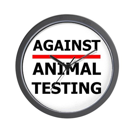 Against Testing by Leah Wall Clock