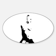 Desire for Benrini Oval Decal