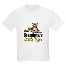 Grandma's Little Tiger II T-Shirt
