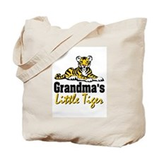 Grandma's Little Tiger II Tote Bag