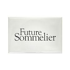 Future Sommelier Rectangle Magnet