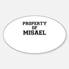 Property of MISAEL Decal