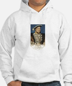 King Henry the Eight of England Hoodie