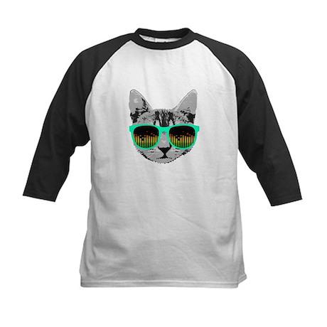Music Cat Baseball Jersey