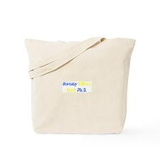 Jeremy Hillary Boob Ph.D. Tote Bag