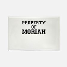 Property of MORIAH Magnets
