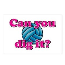Can you dig it? Postcards (Package of 8)