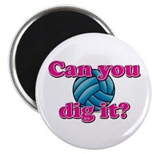 Can you dig it? Magnet