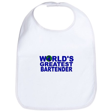 World's Greatest Bartender Bib