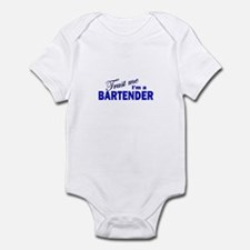 Trust Me I'm a Bartender Infant Bodysuit