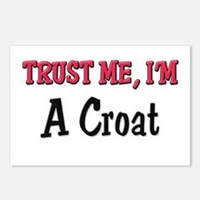 Trusty Me I'm A Croat Postcards (Package of 8)