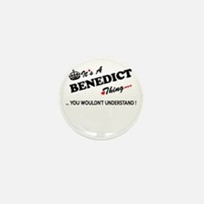 BENEDICT thing, you wouldn' Mini Button (100 pack)