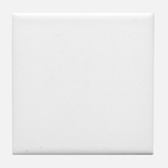 Property of NADINE Tile Coaster