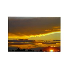 Sunset Sky Rectangle Magnet (10 pack)