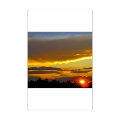 Sunset Sky Posters