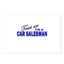 Trust Me I'm a Car Salesman Postcards (Package of