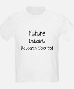 Future Industrial Research Scientist T-Shirt