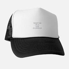 Trust Me I'm A Car Salesman Trucker Hat