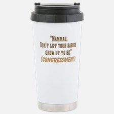 Congressmen Stainless Steel Travel Mug