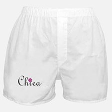 """""""Chica"""" Boxer Shorts"""