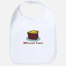 French Toast Bib