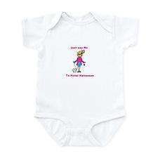 Hotel Heiresses Infant Bodysuit