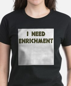 Enrichment 2-Sided Ash Grey T-Shirt