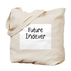 Future Indexer Tote Bag