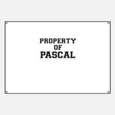 Property of PASCAL Banner