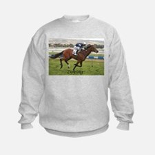 Unique Thoroughbred racing Sweatshirt