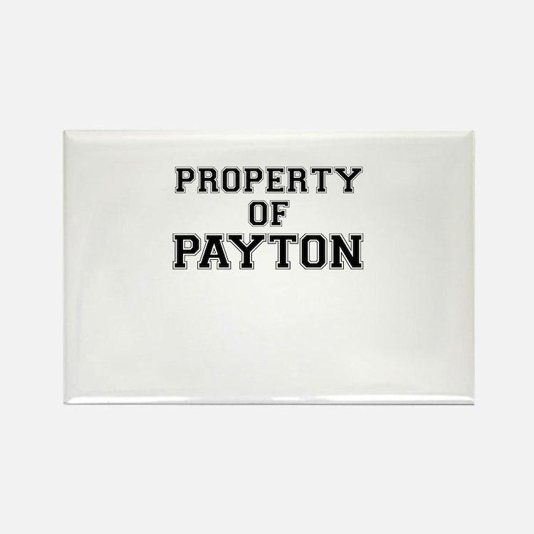 Property of PAYTON Magnets