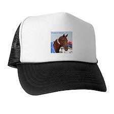 Unique Pompeii Trucker Hat