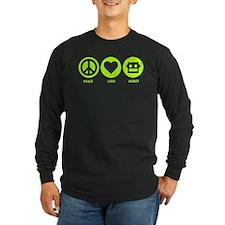 Peace Love Robot T