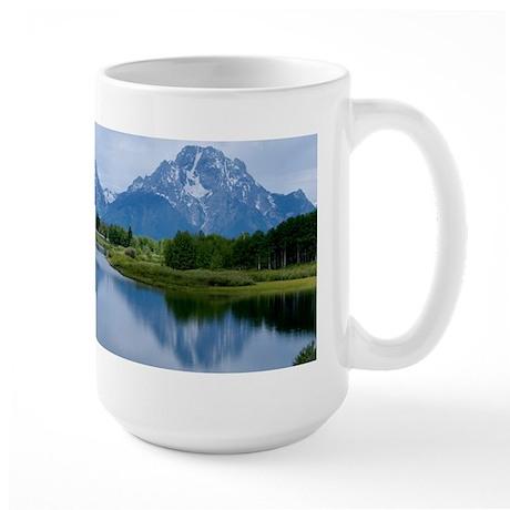 Teton Reflection Large Mug