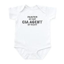 Painter CIA Agent Infant Bodysuit