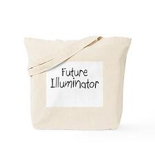 Future Illuminator Tote Bag