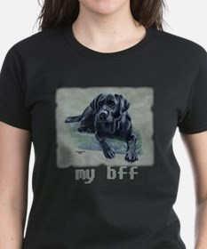 Black Lab, my bff Tee