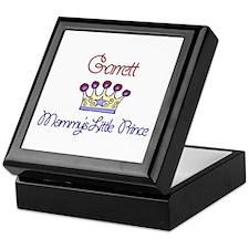 Garrett - Mommy's Little Prin Keepsake Box