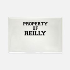 Property of REILLY Magnets